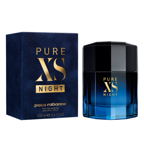Pure XS Night For Men Edp 3.4oz Spray
