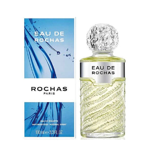 Eau De Rochas For Women Edt 3.3oz Spray