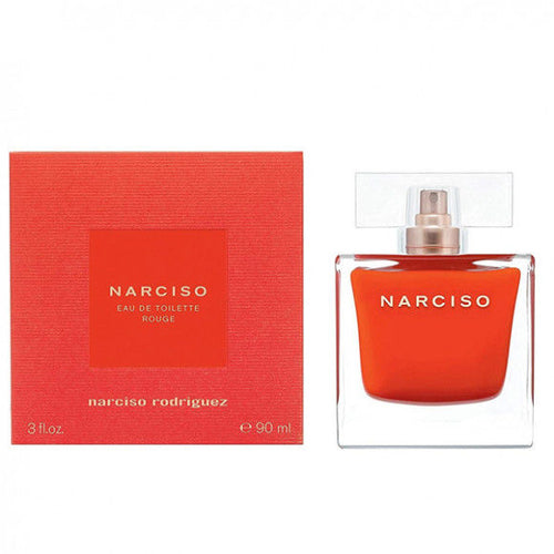 Narciso Eau De Toilette Rouge 3.0oz Spray