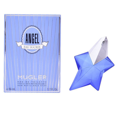 Angel Eau Sucree For Women Edt 1.7oz Spray Non Refillable Star
