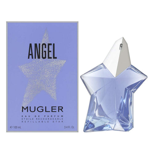 Angel For Women 3.4oz Edp Spray Refillable Star