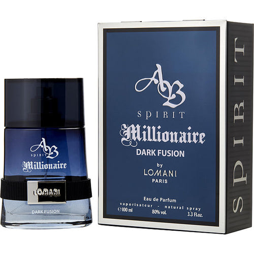 AB Spirit Millionaire Dark Fusion For Men Edp 3.3oz Spray