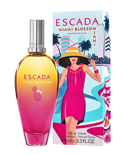 Escada Miami Blossom Edt 3.3oz Spray