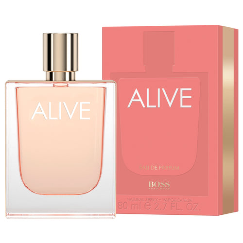 Alive by Hugo Boss For Women Edp 2.7oz Spray