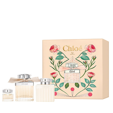 Set Chloe 3pc. Edp 2.5oz Spray
