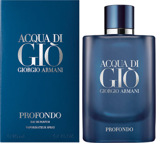 Acqua Di Gio Profondo For Men Edp 4.2oz Spray