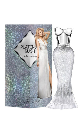 Paris Hilton Platinum Rush Edp 3.4oz Spray