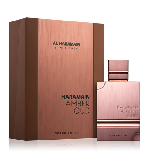 Al Haramain Amber Oud Tobacco Edition Edp 2.0oz Spray
