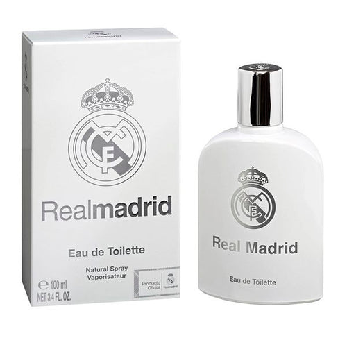 Kids Real Madrid Edt 3.4oz Spray El Clasico Edition