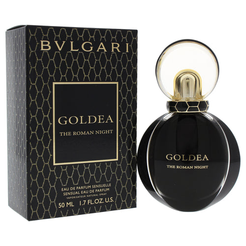 Bvlgari Goldea The Roman Night Edp 1.7oz Spray
