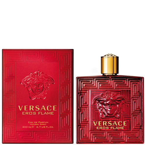 Versace Eros Flame For Men Edp 6.7oz Spray