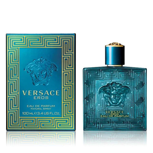 Versace Eros For Men Edp 3.4oz Spray