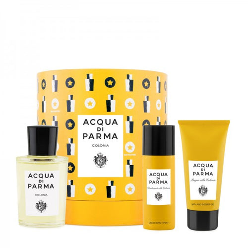 Set Acqua Di Parma Colonia 3pc. Edc 3.4oz Spray