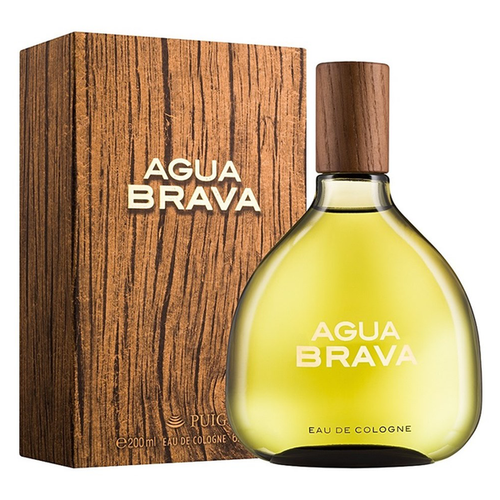 Agua Brava For Men Eau De Cologne 6.8oz Splash