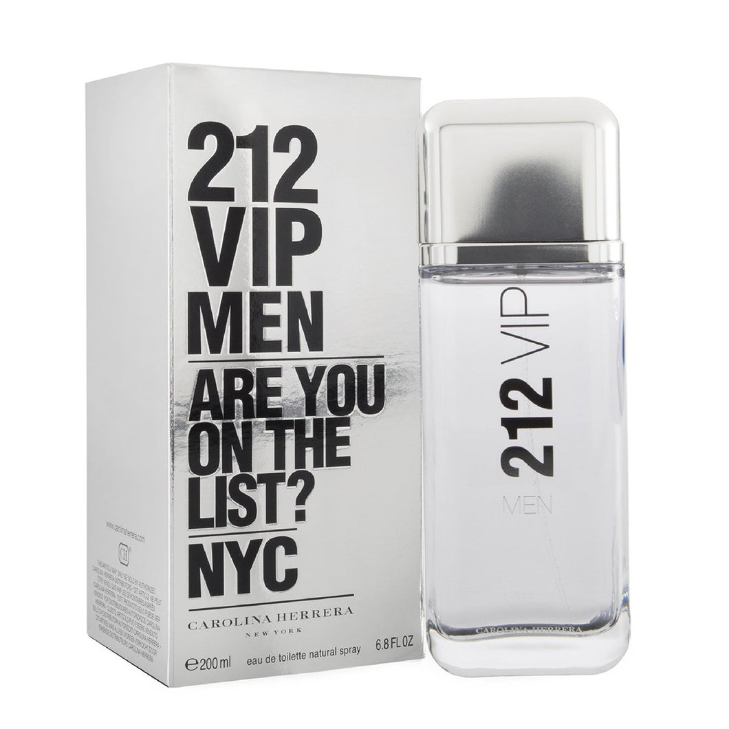 212 VIP Men Edt 6.8oz Spray