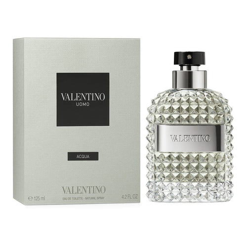 Valentino Acqua Uomo Edt 4.2oz Spray
