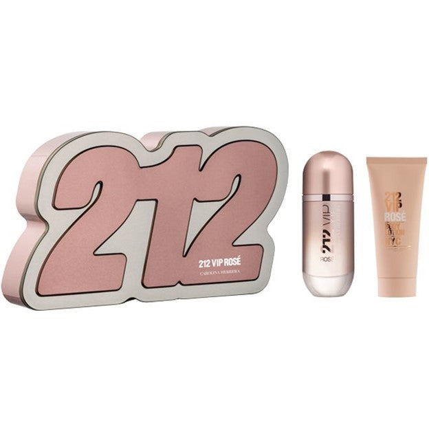 Set 212 VIP Rose 2pc. Edp 2.7oz Spray