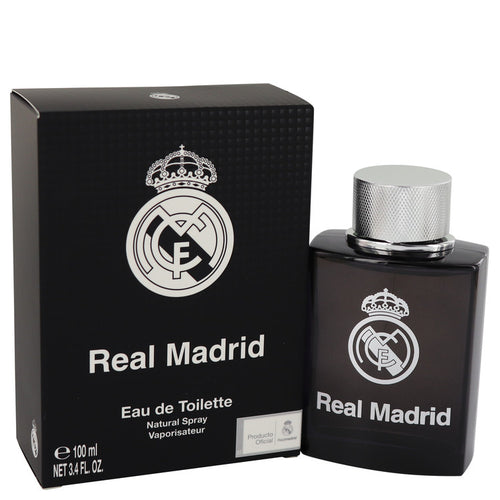 Kids Real Madrid Edt 3.4oz Spray Black
