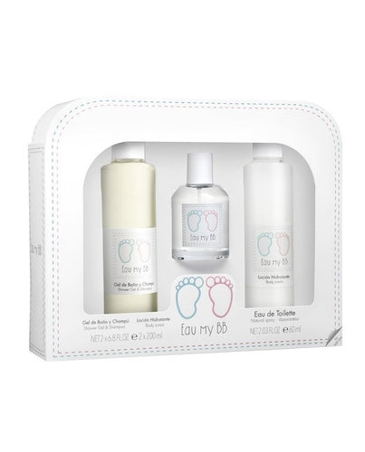 Kids Eau My BB Set Edt 2.0oz Spray
