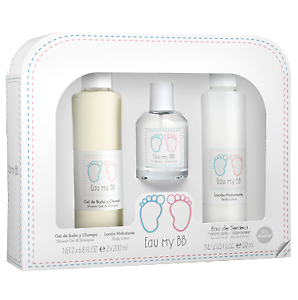 Kids Eau My BB Set 3pc. Alcohol-Free 2.0oz Spray