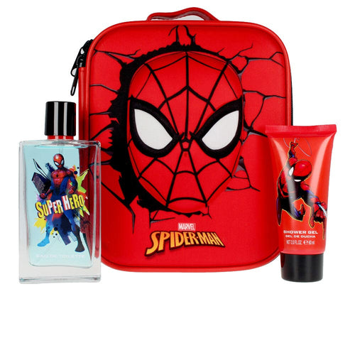 Kids Spider-Man Set Edt 3.4oz Spray