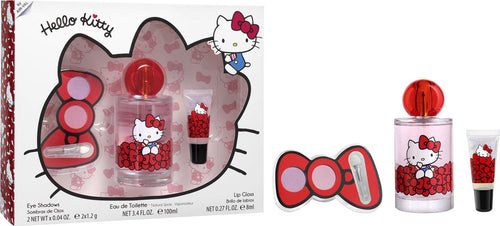 Kids Hello Kitty Set Edt 3.4oz Spray