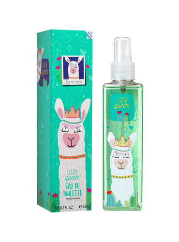 Kids Eau My Llama Queen Edt 8.1oz Spray
