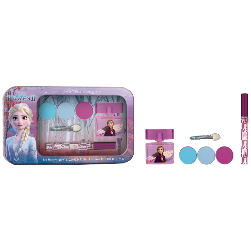 Kids Frozen II Metal Set Edt 0.34oz