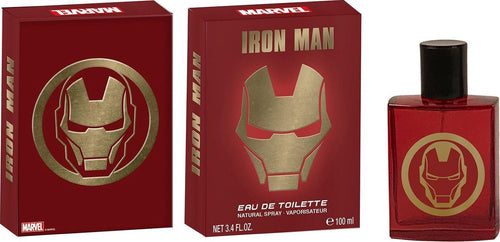 Kids Iron Man Edt 3.4oz Spray