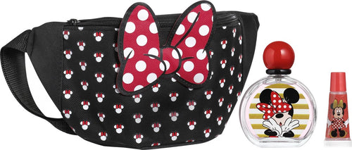 Kids Minnie Belt Bag Edt 1.7oz Spray