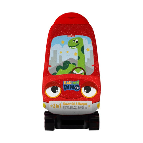 Kids Eau My Dino 2D Shower Gel 13.5oz