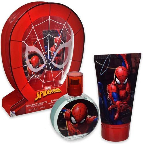 Kids Spider-Man Edt 1.7oz Spray + 3.4oz Shower Gel