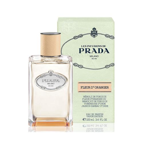 Prada Milano Infusion Fleur D'Oranger For Women Edp 3.4oz Spray