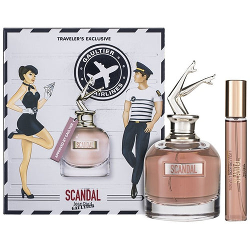 Set Scandal 2pc. Edp 2.7oz Spray