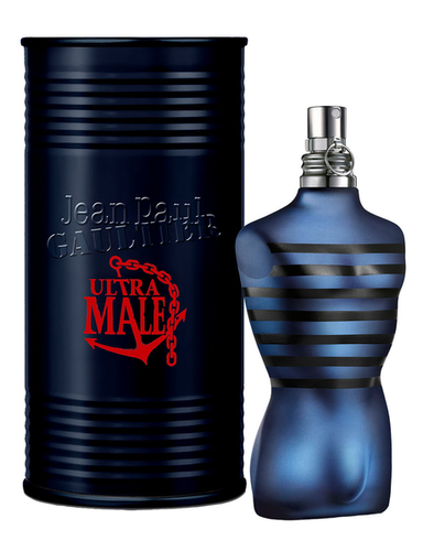 Jean Paul Gaultier Ultra Male Edt Intense 4.2oz Spray