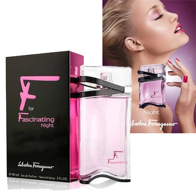 F For Fascinating Night For Women 3oz Spray