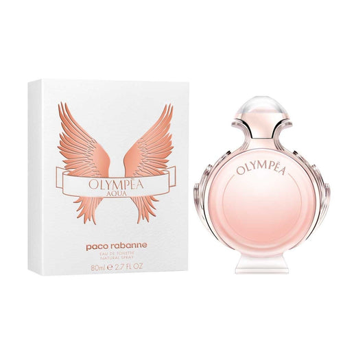 Olympea Aqua Women Edt  2.7oz Spray