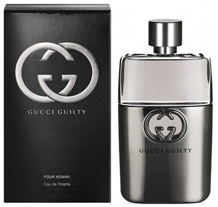 Gucci Guilty Pour Homme Edt 3oz Spray