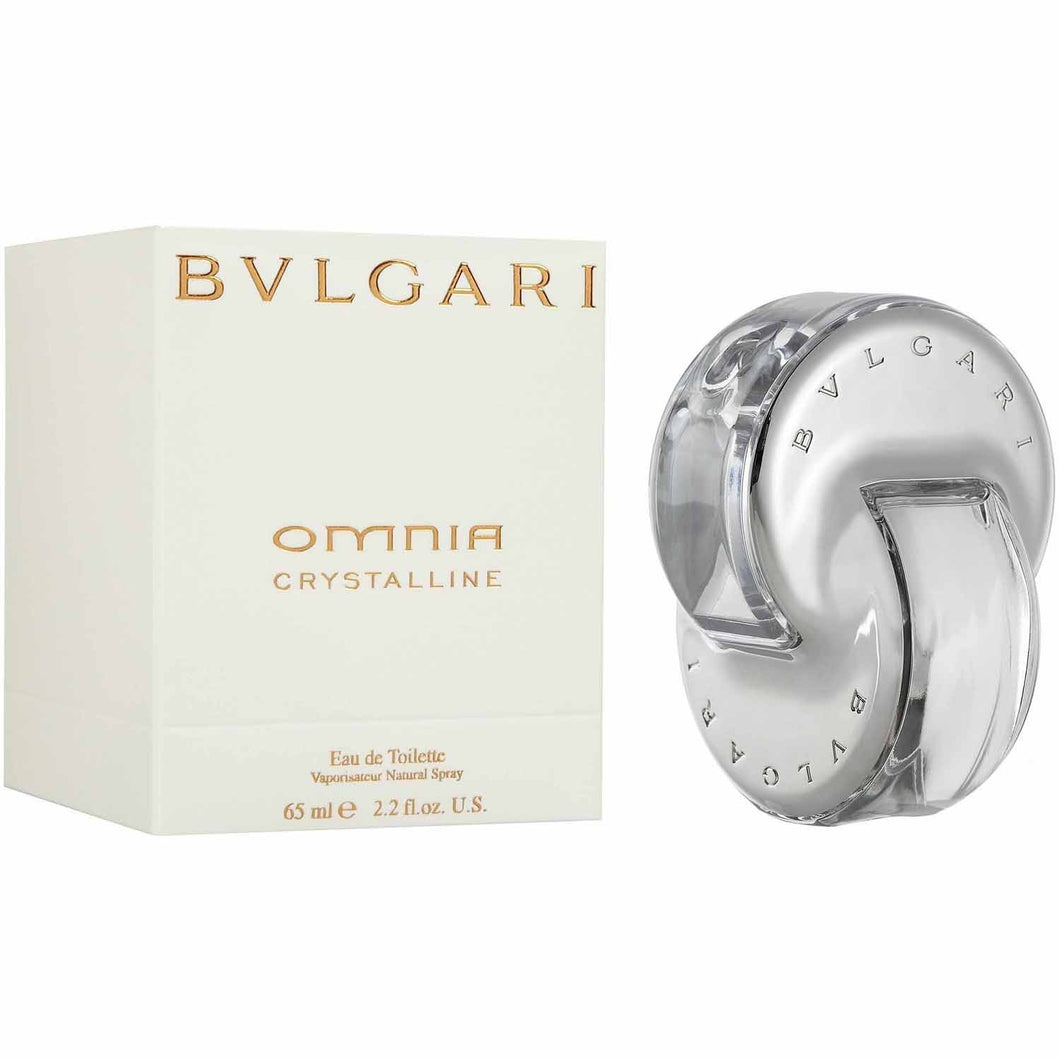Bvlgari Omnia Crystalline For Women Edt 2.1oz Spray