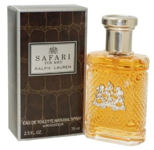 Safari Men Edt 2.5oz Spray