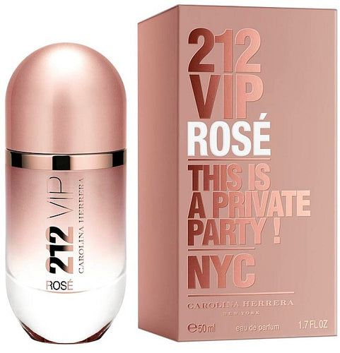 212 Vip Rose Edp 1.7oz Spray