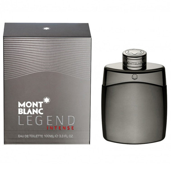 Mont Blanc Legend Intense Edt 3.4oz Spray