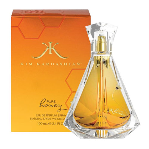 Kim Kardashian Pure Honey Edp 3.4oz Spray