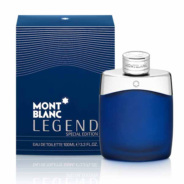 Mont Blanc Legend Men Special Edition Edt 3.4oz Spray