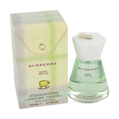 Burberry Baby Touch Alcohol Free 3.4oz Spray