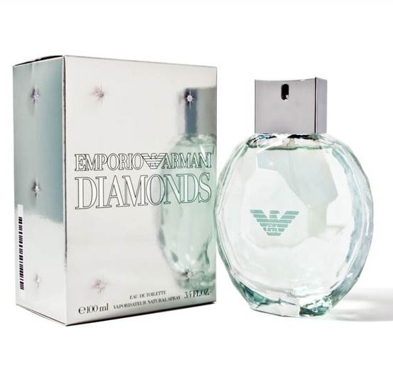 Emporio Diamonds Women Edp 3.4oz Spray