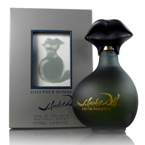 Salvador Dali Pour Homme Edt 3.4oz Spray