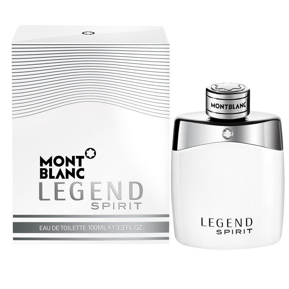 Mont Blanc Legend Spirit Men Edt 3.4oz Spray