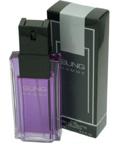 Alfred Sung For Men  Edt 3.4oz Spray