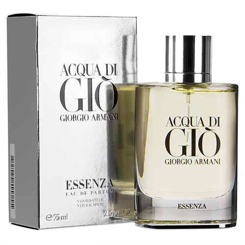 Acqua Di Gio Essenza Men Edp 2.5oz Spray